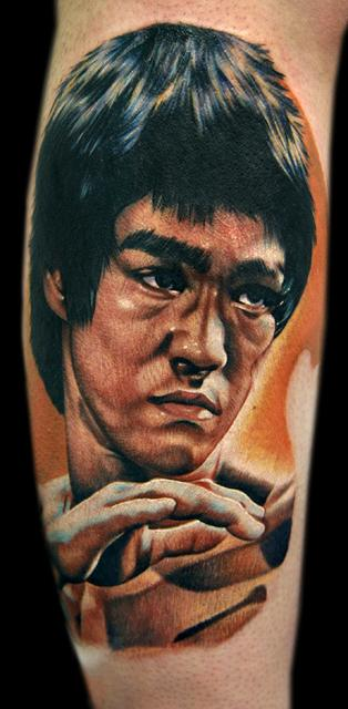 Cecil Porter - Bruce Lee